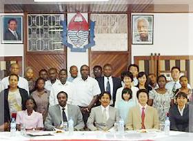 タンザニア眼科支援活動